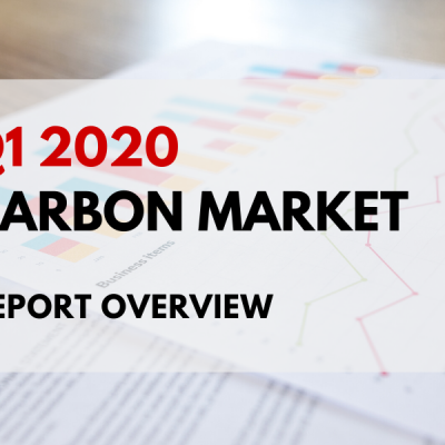 Carbon Market Report Overview in Q1 2020