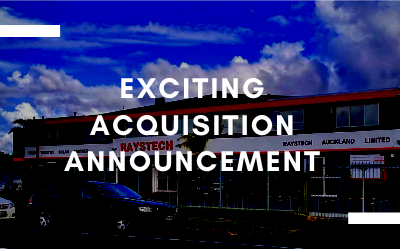 Exciting Acquisition Announcement