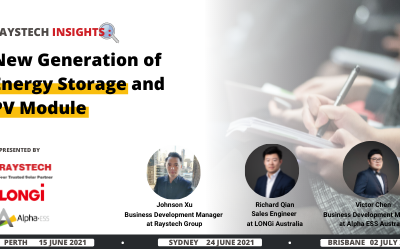 Raystech Insights: New Generation of Energy Storage and PV Modules